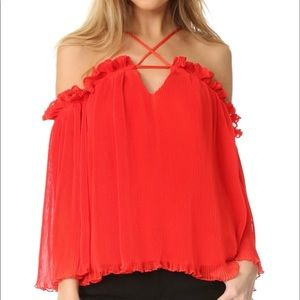 NWT Alice McCall Do You Mean Top 4